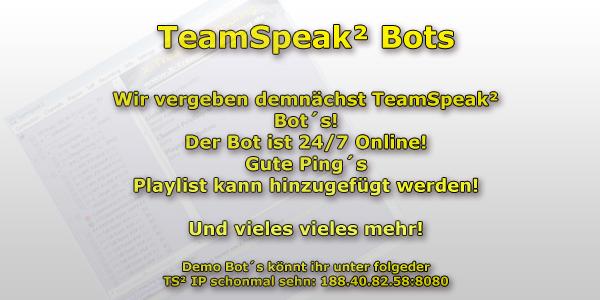 server sponsoring ts3